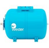 Бак мембранный Wester для водоснабжения горизонтальный WAO 24 л (WAO24)
