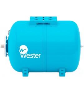 Бак мембранный Wester для водоснабжения горизонтальный WAO150 л (WAO150)