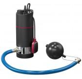 Колодезная насосная установка Grundfos SBA 3-35 AW (С поплавковым выключателем, всасывающим шлангом, фильтром)