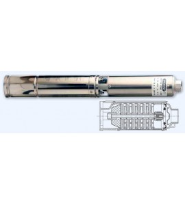 Насос для скважины Speroni STS 0715